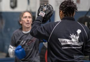 Rock Steady Boxing Montgomery County